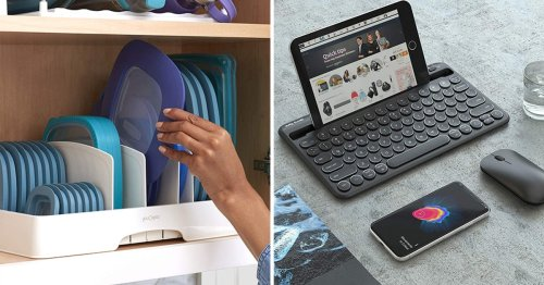 40 clever products Amazon reviewers think are the best things since sliced bread