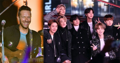 """The Meaning Behind Coldplay & BTS' """"My Universe"""" Lyrics Is Honestly Beautiful"""