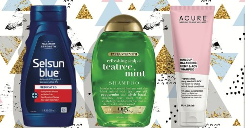 6 Dandruff-Fighting Shampoos That Are Actually Effective, According To A Derm