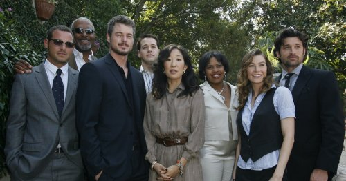 We Finally Know The Real Reason Why Patrick Dempsey Left 'Grey's Anatomy'