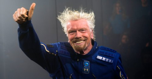 A different billionaire is going to beat Musk and Bezos to space