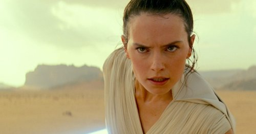 Daisy Ridley just fueled a huge theory about 'Star War: Rise of Skywalker'