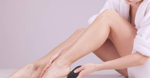 This Little Tool Will Seriously Smooth Your Cracked Heels — And Save You A Trip To The Salon