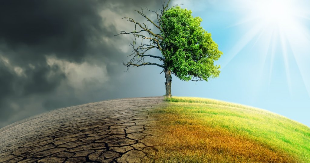 Climate And Global Warming - cover