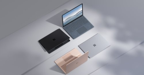 The Surface Laptop 4 challenges the M1 MacBook Air with 19.5 hours of battery