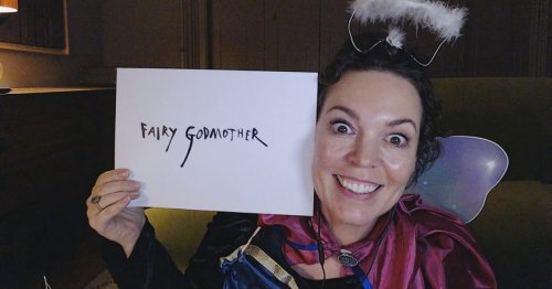 Olivia Colman Will Play The Fairy Godmother In Comic Relief's Virtual Pantomime