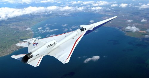 NASA is resurrecting a legendary program to solve supersonic flight