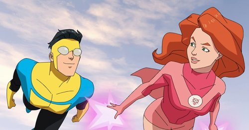 Amazon's 'Invincible' Is Getting Two More Seasons