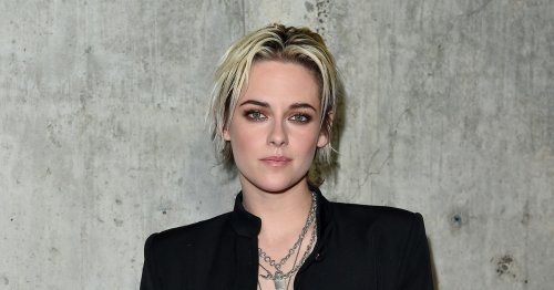 Kristen Stewart Just Wore This Vintage Top That's Likely Already In Your Closet