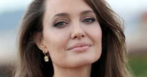 Angelina Jolie Found The Best Crossbody Bag To Wear When Running Errands