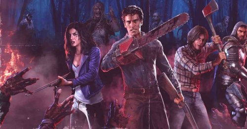 Everything you need to know about 'Evil Dead: The Game'