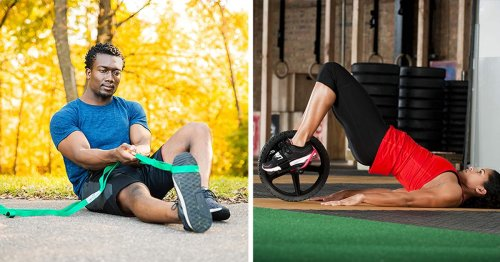 43 ways to get fit at home you'll wish you knew about sooner