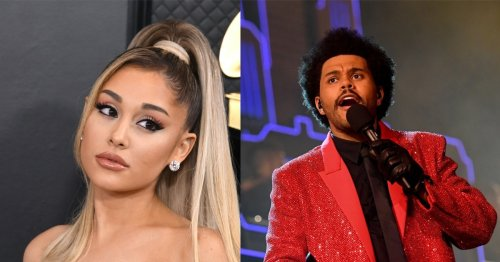 """Ariana Grande & Her Harmonies Hop On The Weeknd's """"Save Your Tears"""" Remix"""