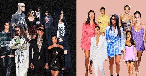 Kourtney Kardashian & The Pros Of Being A Relationship Chameleon