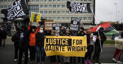 """Minnesota police bigwig says Daunte Wright would be alive """"if he would've just complied"""""""