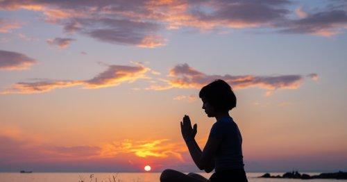 Meditation, yoga and mindfulness cover image