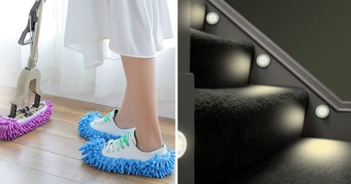 If You're Lazy But Want Your Home To Look Better, You'll Love These 46 Things On Amazon