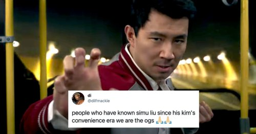 'Kim's Convenience' Fans Are Absolutely LIVING For Simu Liu Becoming A Marvel Hero