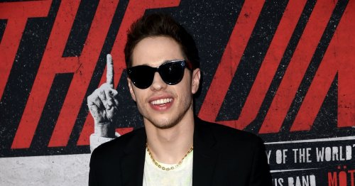 Pete Davidson is playing Joey Ramone, and I can kind of see it?