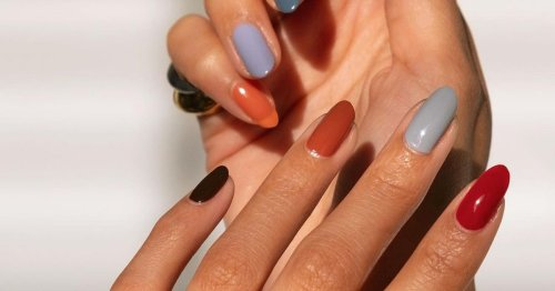 This Seriously Dreamy Nail Color Is Going To Be Everywhere This Fall