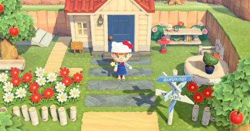 Everything you need to know about the 'Animal Crossing' Sanrio crossover