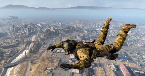 How to do the Superman Jump Glitch in 'Call of Duty: Warzone'