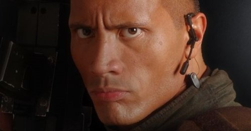 You need to watch The Rock's best sci-fi movie on Netflix before it leaves next week