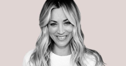Kaley Cuoco's Wellness Routine Includes Vaginal Health Supplements & An $11,000 Treadmill