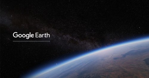 Watch climate change happen in real time with Google Earth's new Timelapse feature
