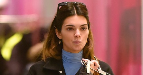 Kendall Jenner just made camo Crocs hot. Can the world handle it?