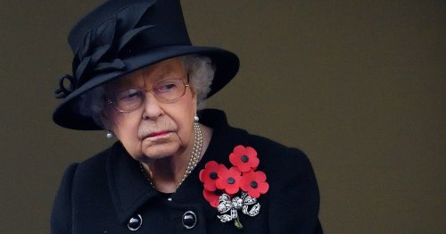 The Real Reason The Queen Is Sitting Alone At Prince Philip's Funeral