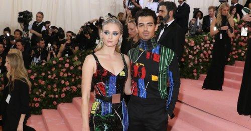 Sophie Turner And Joe Jonas Make Matching Couple Style Look Easy