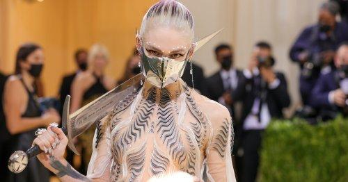 Grimes' 2021 Met Gala Look Is Inspired by 'Dune'