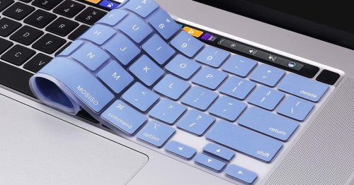 Keep Your MacBook Pro Pristine For Under $25 With These Simple Keyboard Covers