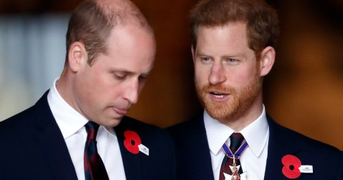 Why Prince Harry Will Match His Cousins & Brother At Prince Philip's Funeral