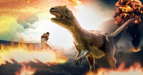 The dinosaurs didn't go out the way you think they did — study