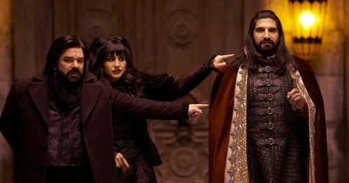 'What We Do In The Shadows' is the best horror comedy