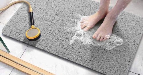 These Are The Best Shower Mats To Help You Keep Your Footing On Slippery Floors