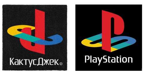 Travis Scott remixed Nintendo and PlayStation logos for his 'Fortnite' merch. Could they sue?