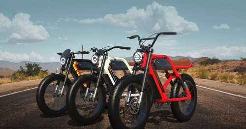 Sondors is releasing a line of electric mopeds at an unbeatable price