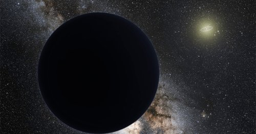 The Solar System may actually have a ninth planet