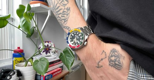 I'm addicted to Rowing Blazers' Seiko 5 Sports dive watch