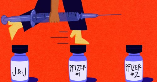 I topped off my Johnson & Johnson vaccine with a Pfizer chaser. Here's why