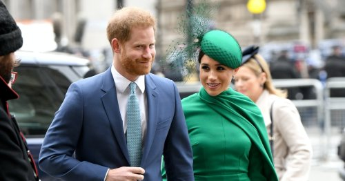 Harry & Meghan's Daughter Has Been Officially Added To The Line Of Succession