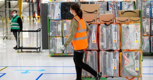 Amazon basically admits weed smokers are integral to its workforce