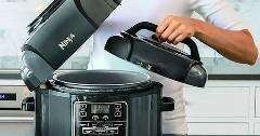 Discover pressure cooker