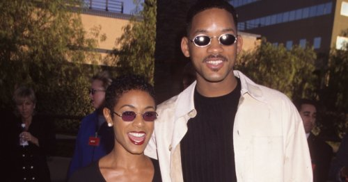 Will & Jada Pinkett Smith's '90s Fashion Is The OG Matching Couple Style