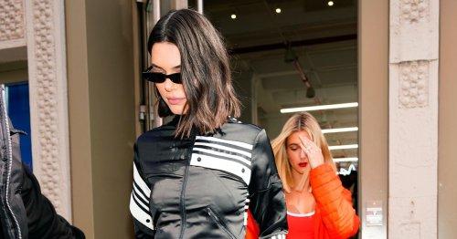 Kendall Jenner & Hailey Bieber Both Love This Anti-Minimal Y2K Print