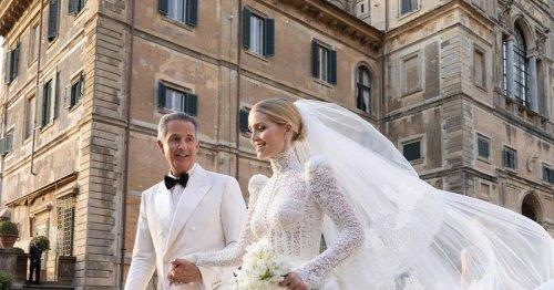 The Biggest Celebrity Weddings of 2021