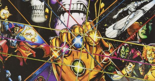 The oral history of 'The Infinity Gauntlet,' Marvel's game-changing comic crossover event